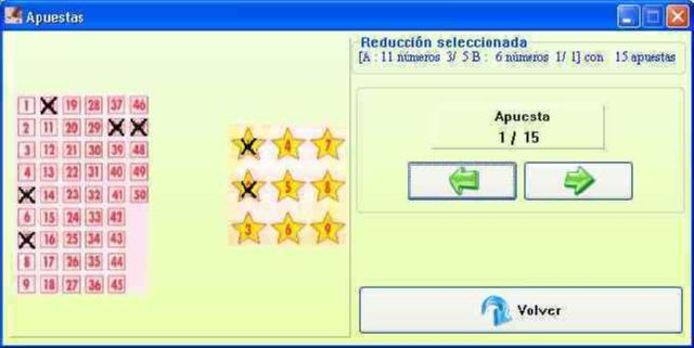ECOEUROMILLIONS Screenshot