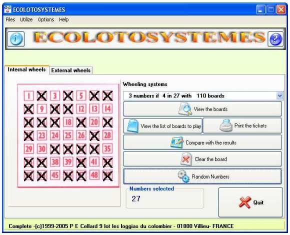 Click to view ECOLOTO screenshots